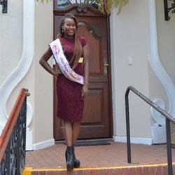 Miss Cape Town finalist
