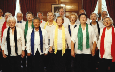 Watch: The George & Annie Starck Homes Choirs prayer for SA