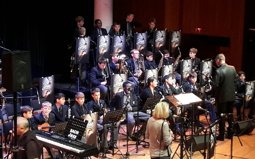Outing to Cape Town's Big Band Jazz Festival